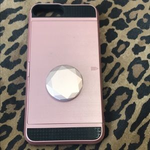 iPhone 7 / 8 Plus Champagne Pink Case